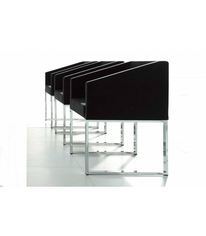 Sillones De Espera Para Oficina.Sofa Cubik Butacas Para Individuales Para Salas De Espera Y