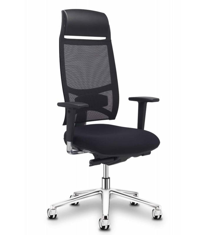 Silla Team, silla ergonomica, sillas de oficina en Madrid.